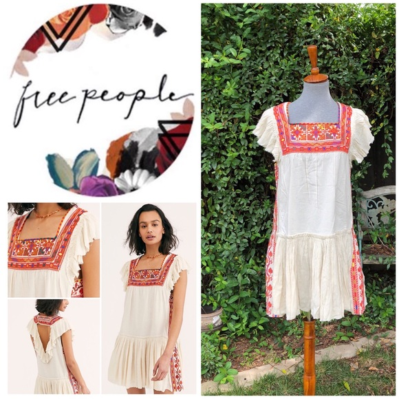 54265e03d37 Free People Day Glow Mini Dress